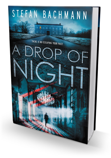 Review: A Drop of Night by Stefan Bachmann