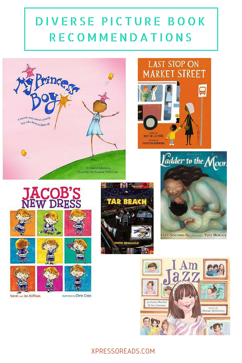 Diverse picture book recommendations