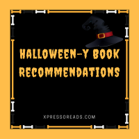 Halloween-y Book Recommendations
