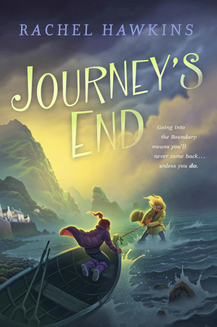 ARC Review: Journey's End by Rachel Hawkins