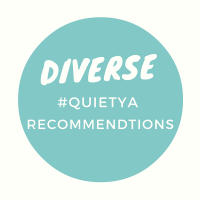 Diverse #QuietYA Recommendations