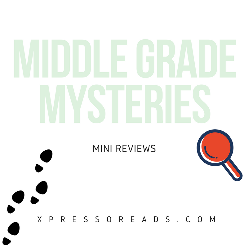Middle Grade Mysteries: The Lost Property Office + Into the Lion's Den