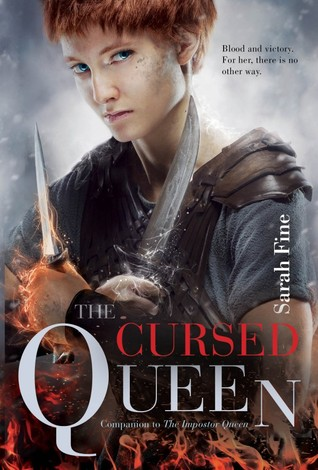 A Badass Sequel: The Cursed Queen by Sarah Fine