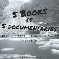 5 Books + Documentaries 'About' Climate Change