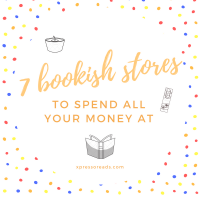 7 Bookish Stores to Spend All Your Money At