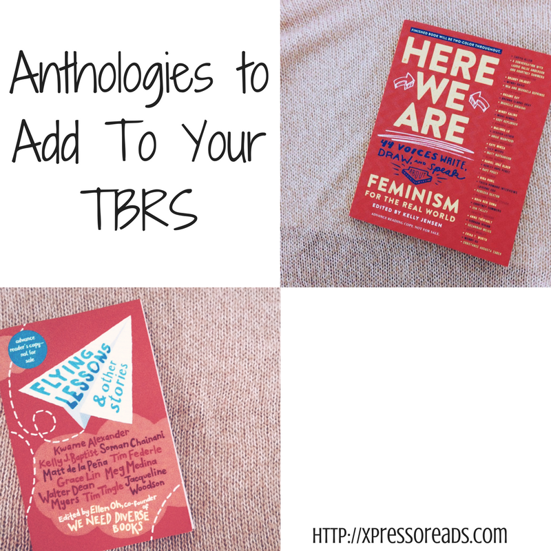 2 Anthologies You Need to Add to Your TBR right now