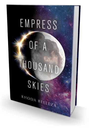 READ THIS BOOK!!!: Empress of a Thousand Skies by Rhoda Belleza