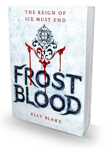Giveaway: Frostblood by Elly Blake
