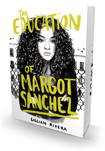The Infinite Variants of YA: Interview with Lilliam Rivera (The Education of Margot Sanchez)
