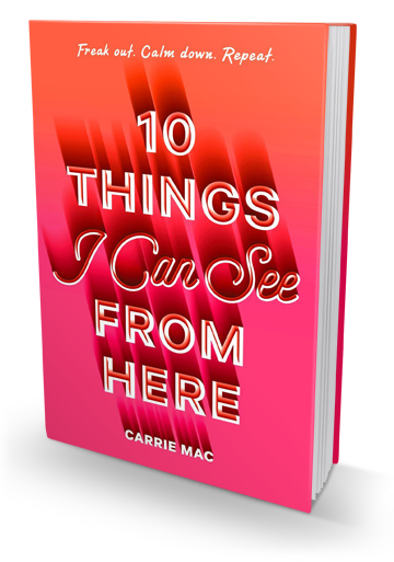 5 Books Carrie Mac Wishes Were Around When She Was Growing Up