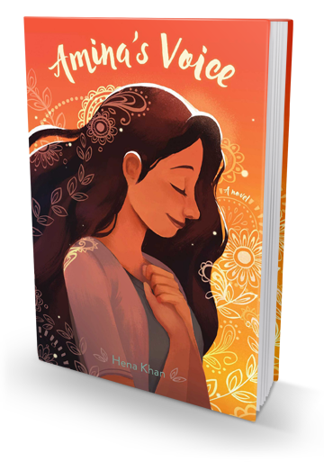 One of the Most Important Books: Amina's Voice by Hena Khan