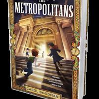 Arthurian Myth Meets World War II: The Metropolitans by Carol Goodman