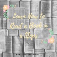 Learn How to Read a Book in 6 Quick Steps