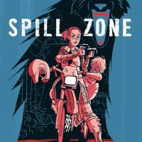Blog Tour: Spill Zone by Scott Westerfeld