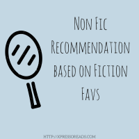 Non-Fic Recommendation Based on YA Fiction Favs