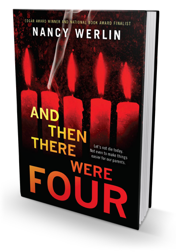 Blog Tour: Like/Try/Why And Then There Were Four by Nancy Werlin