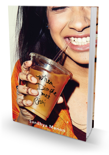 Author Interview: Sandhya Menon