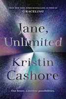 Jane, Unlimited by Kristen Cashore: 10 Awesome Umbrellas