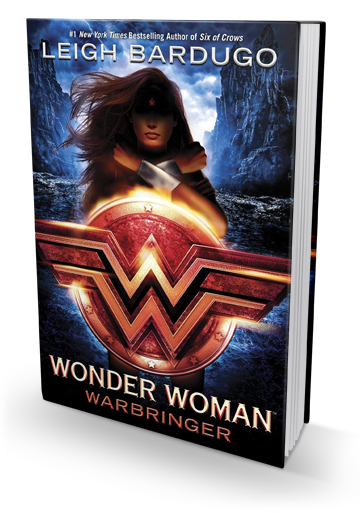 Superhero Beginnings: Wonder Woman: Warbringer by Leigh Bardugo