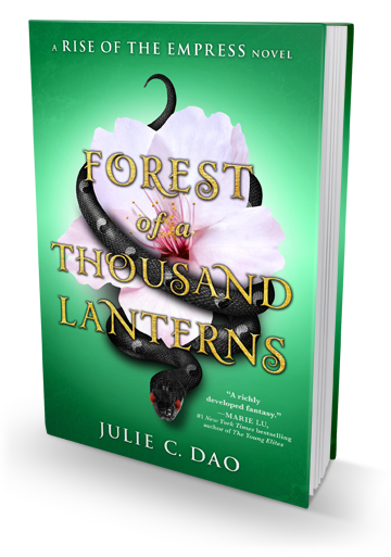 What Julie Dao Learned While Writing Forest of a Thousand Lanterns