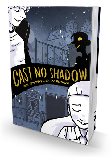 Cute But Not Much Else: Cast No Shadow by Nick Tapalansky & Anissa Espinosa