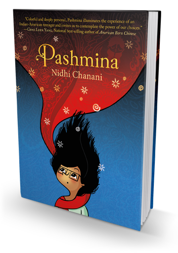 A Graphic Novel That You Most Definitely Need: Pashmina by Nidhi Chanani