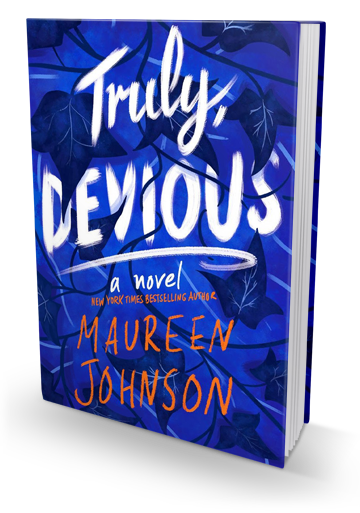 Truly Clever: Truly Devious by Maureen Johnson