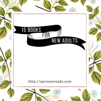 15 Books for New Adults