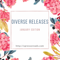 Diverse Books Out January 2018