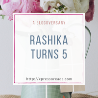 Rashika Turns 5