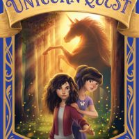Vaguely Narnia Vibes + Unicorns: The Unicorn Quest by Kamilla Benko
