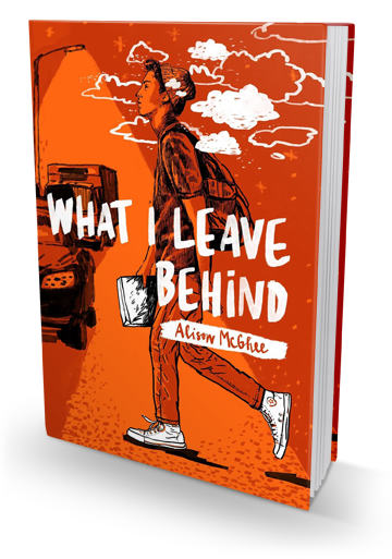 A Good Exploration of Grief: What We Leave Behind by Allison McGhee