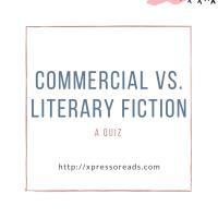 Quiz: Commercial Vs. Literary Fiction