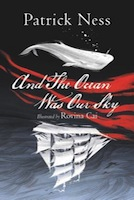 Man-Hunting WHALES: And the Ocean Was Our Sky by Patrick Ness
