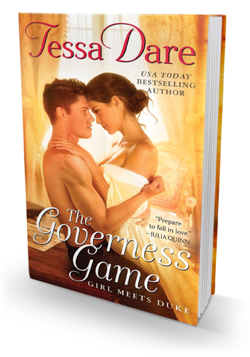 Extremely Soft: The Governess Game by Tessa Dare