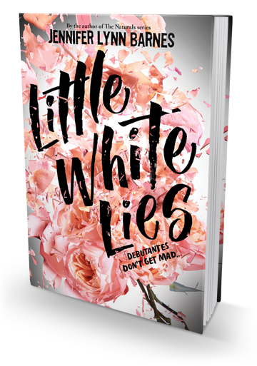Extremely Addicting: Little White Lies by Jennifer Lynn Barnes
