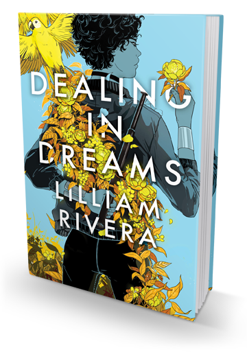 Matriarchal Society Gone Corrupt: Dealing in Dreams by Lilliam Rivera