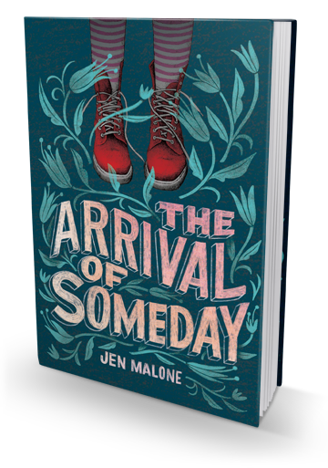 Review: The Arrival of Someday by Jen Malone