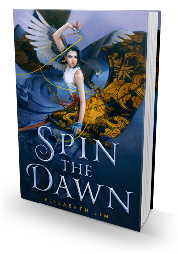 Revived My Love for Fantasy: Spin the Dawn by Elizabeth Lim
