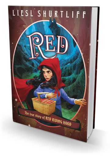 Blog Tour: Red: The True Story of Red Riding Hood by Liesl Shurtliff – Review