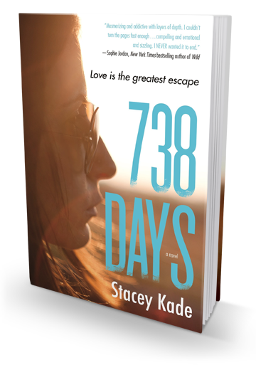 Review: 738 Days by Stacey Kade