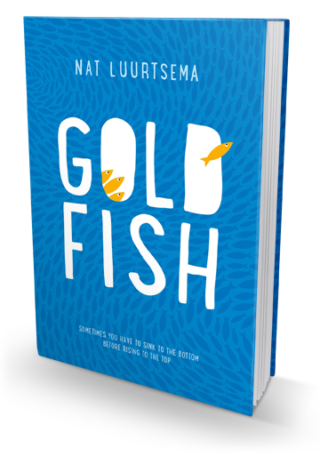 Blog Tour: Goldfish by Nat Luurtsema Review and Guest Post