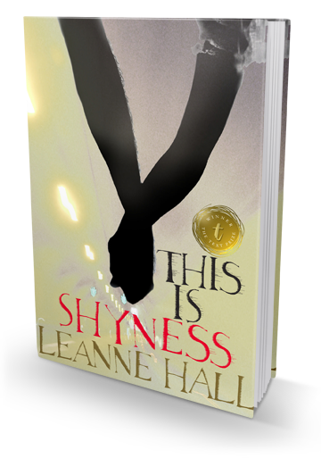 Reaction Post: This is Shyness by Leanne Hall