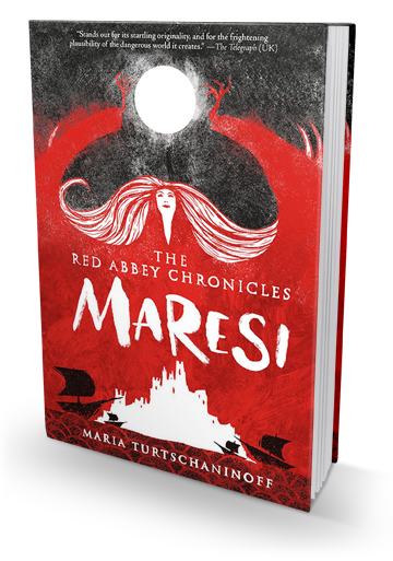 A Middle Grade Novel in the Vein of Grave Mercy: Maresi by Maria Turtschanioff