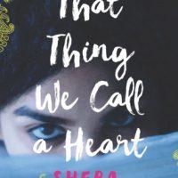 Heartfelt Coming of Age Novel: That Thing We Call a Heart by Sheba Karim
