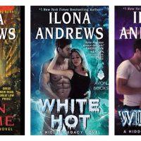 Binge Read a Series: Hidden Legacy by llona Andrews
