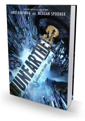 An Avalanche: Unearthed by Amie Kaufman and Megan Spooner