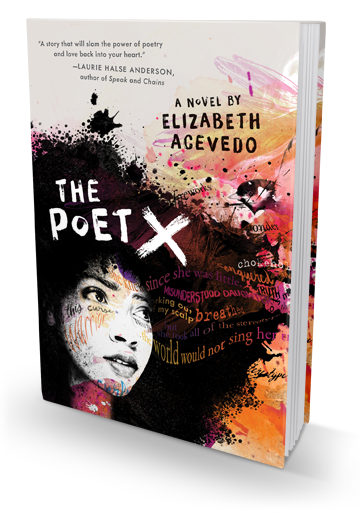 All Five Stars: The Poet X by Elizabeth Acevedo