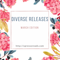 Diverse Books Out March 2018