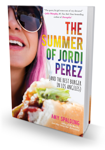 The Summer of Jordi Perez and Rashika's Favorite Burger Place